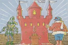 El Castillo desaparecido